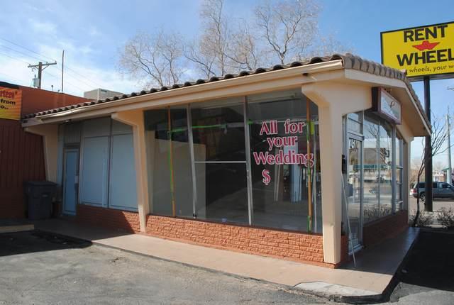 4504 Montana Avenue, El Paso, TX 79903 (MLS #823729) :: Jackie Stevens Real Estate Group brokered by eXp Realty