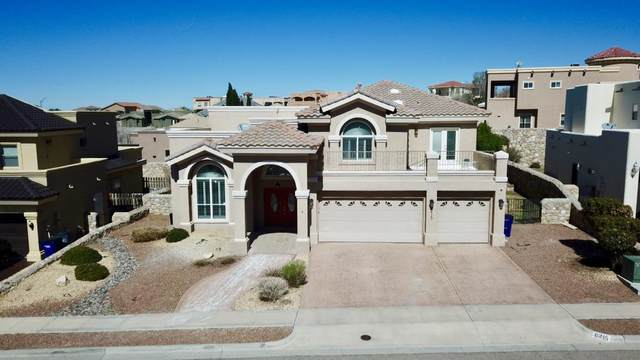 6215 Franklin Dove Avenue, El Paso, TX 79912 (MLS #823731) :: Jackie Stevens Real Estate Group brokered by eXp Realty