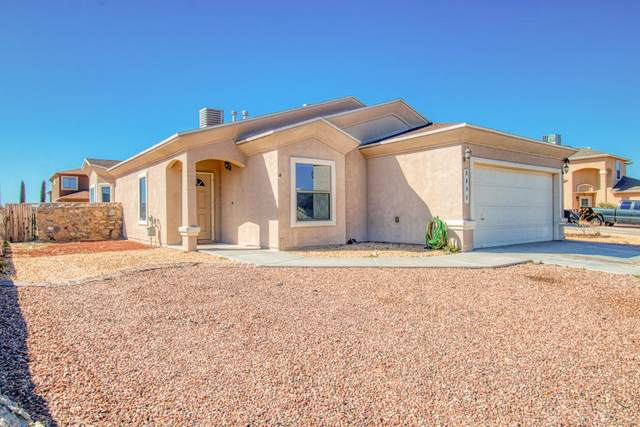 2801 Tag Rock Place, El Paso, TX 79938 (MLS #823732) :: Jackie Stevens Real Estate Group brokered by eXp Realty