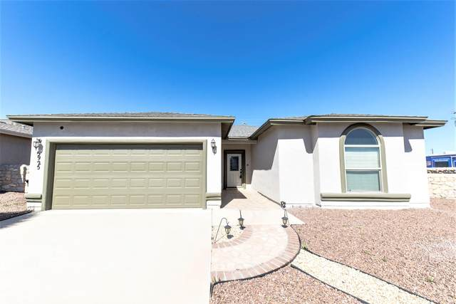 5925 Speyside Drive, Sunland Park, NM 88063 (MLS #823738) :: The Purple House Real Estate Group