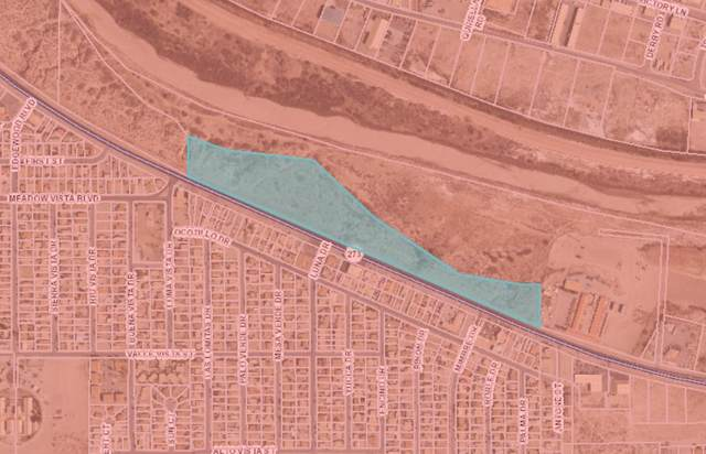 2200 Mcnutt Road, Sunland Park, NM 88063 (MLS #823746) :: Preferred Closing Specialists