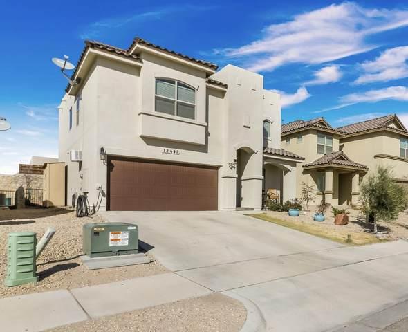 12441 Chamberlain Drive, Horizon City, TX 79928 (MLS #823748) :: The Purple House Real Estate Group