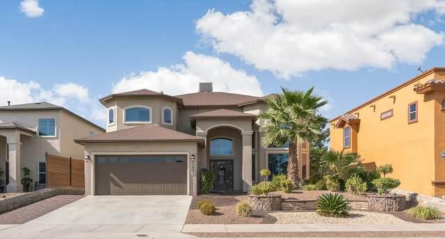 3805 Tierra Campa Drive, El Paso, TX 79938 (MLS #823773) :: The Purple House Real Estate Group