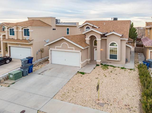14025 Tierra Yukon Lane, El Paso, TX 79938 (MLS #823779) :: The Purple House Real Estate Group