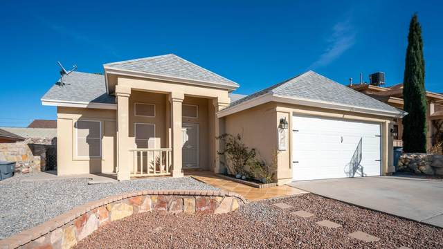 6174 Twilight View Way, El Paso, TX 79932 (MLS #823782) :: The Purple House Real Estate Group