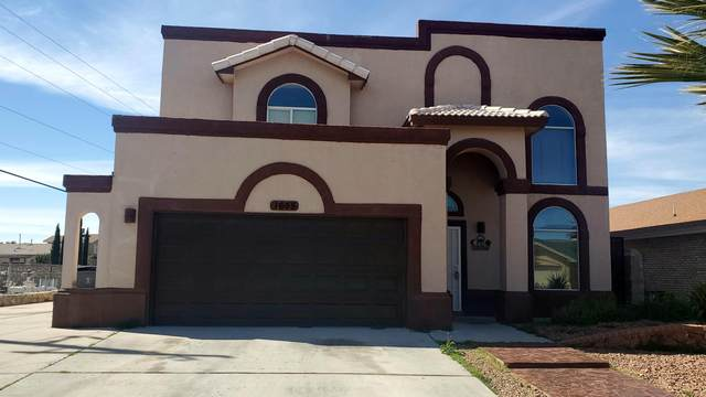 1655 Jose Bombach Drive, El Paso, TX 79936 (MLS #823784) :: The Purple House Real Estate Group
