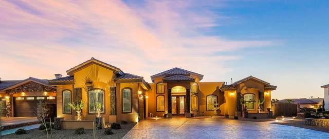 899 Cortona Place, El Paso, TX 79928 (MLS #823788) :: The Matt Rice Group