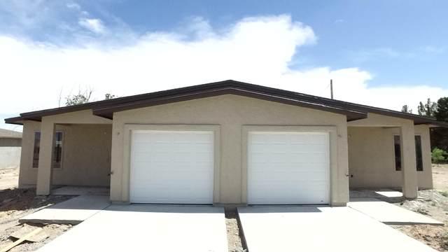 4858 Atlas Avenue A & B, El Paso, TX 79904 (MLS #823806) :: Preferred Closing Specialists
