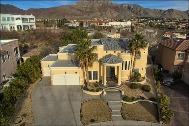 1038 Calle Flor Place, El Paso, TX 79912 (MLS #823811) :: The Matt Rice Group