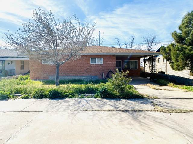 3806 Savannah Avenue, El Paso, TX 79930 (MLS #823825) :: Preferred Closing Specialists