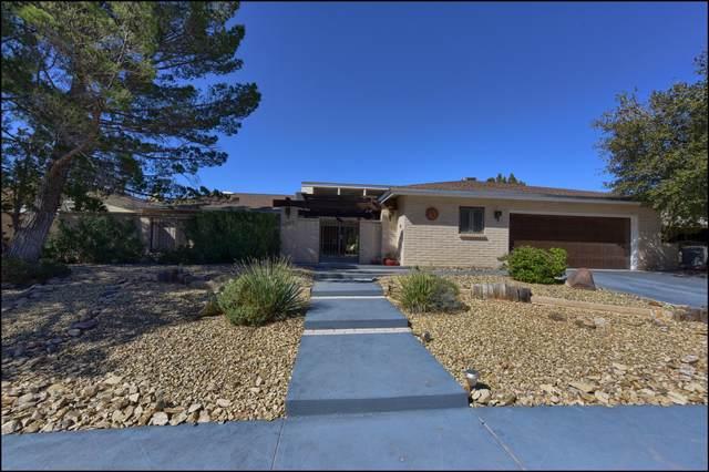 1225 Cerrito Alegre Lane, El Paso, TX 79912 (MLS #823848) :: The Matt Rice Group
