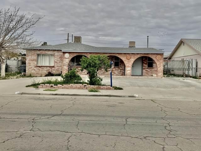7537 Monterrey Drive, El Paso, TX 79915 (MLS #823886) :: Preferred Closing Specialists