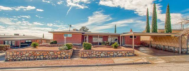 3402 Sirius Avenue, El Paso, TX 79904 (MLS #823895) :: Preferred Closing Specialists