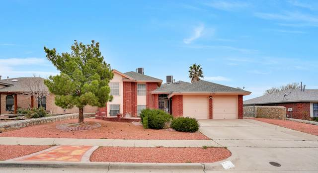 4365 Loma Hermosa Drive, El Paso, TX 79934 (MLS #823902) :: The Matt Rice Group