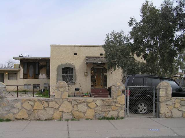 186 S.Collingsworth St, El Paso, TX 79905 (MLS #823933) :: The Matt Rice Group