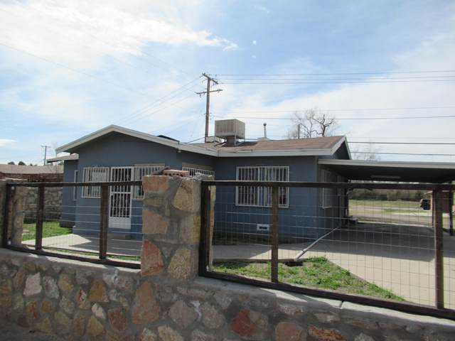 8484 N Loop Drive, El Paso, TX 79907 (MLS #823983) :: Preferred Closing Specialists