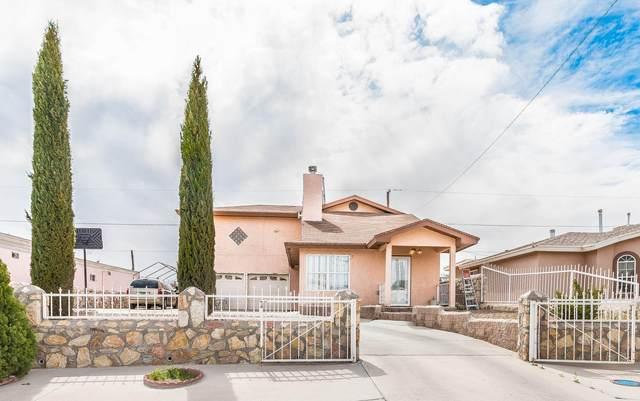 505 First Street, Sunland Park, NM 88063 (MLS #824038) :: Mario Ayala Real Estate Group