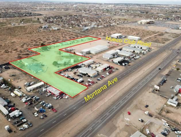 12850 Montana Avenue, El Paso, TX 79938 (MLS #824068) :: Preferred Closing Specialists