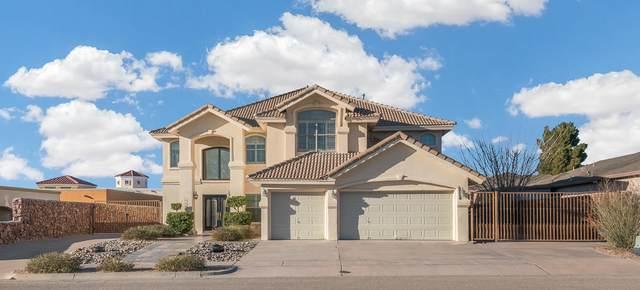 11905 Paseo Corona Place, El Paso, TX 79936 (MLS #824111) :: Mario Ayala Real Estate Group