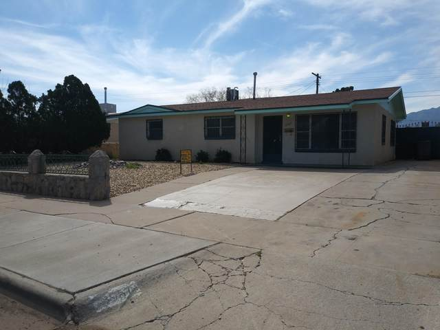 8957 Mount San Berdu Drive, El Paso, TX 79904 (MLS #824134) :: Preferred Closing Specialists