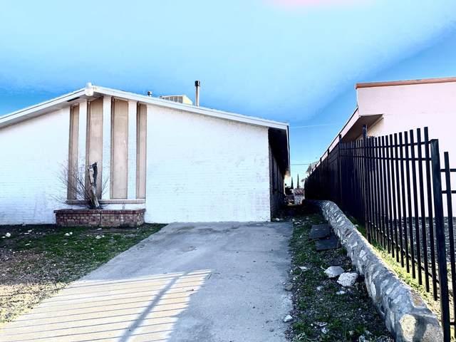 3704 Mcconnell Avenue, El Paso, TX 79904 (MLS #824156) :: Preferred Closing Specialists