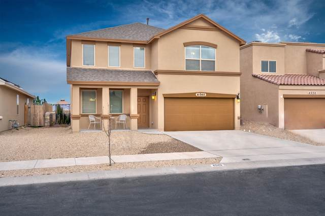 4040 Loma Dante, El Paso, TX 79938 (MLS #824163) :: The Matt Rice Group