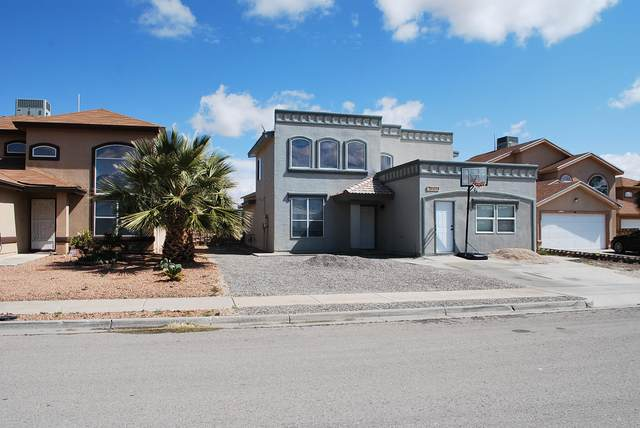 11312 Charles Reynolds Lane, El Paso, TX 79934 (MLS #824176) :: The Matt Rice Group