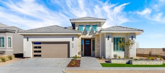 14605 Petralia Avenue, El Paso, TX 79938 (MLS #824219) :: Mario Ayala Real Estate Group