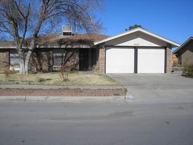 4807 Maureen Circle, El Paso, TX 79924 (MLS #824255) :: Preferred Closing Specialists