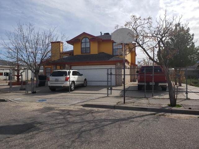 611 Margarita Street, Anthony, TX 79821 (MLS #824294) :: The Matt Rice Group