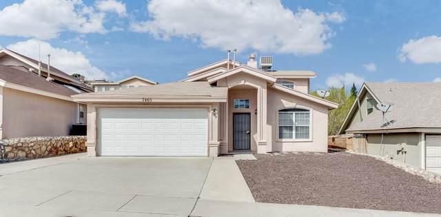 7465 Umbria Drive, El Paso, TX 79904 (MLS #824328) :: Preferred Closing Specialists