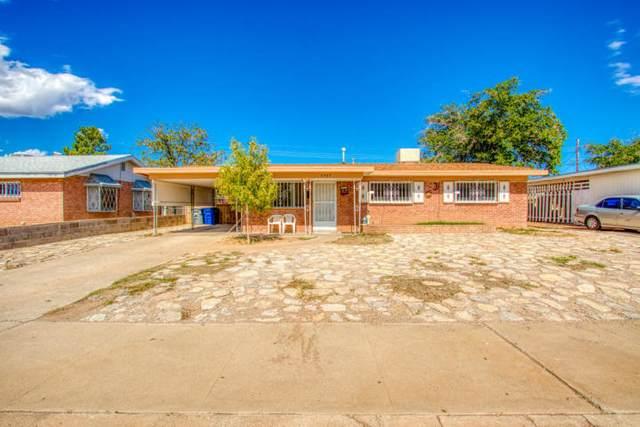 5707 Hondo Pass Drive, El Paso, TX 79924 (MLS #824329) :: Preferred Closing Specialists
