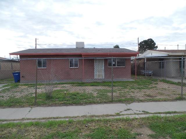 202 Coronado Road, El Paso, TX 79915 (MLS #824353) :: Preferred Closing Specialists