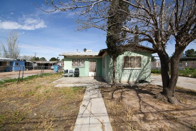 263 S Moon Road, Socorro, TX 79927 (MLS #824422) :: Preferred Closing Specialists