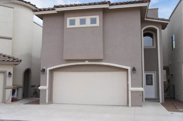 12247 Gaudi Way, El Paso, TX 79938 (MLS #824447) :: Preferred Closing Specialists