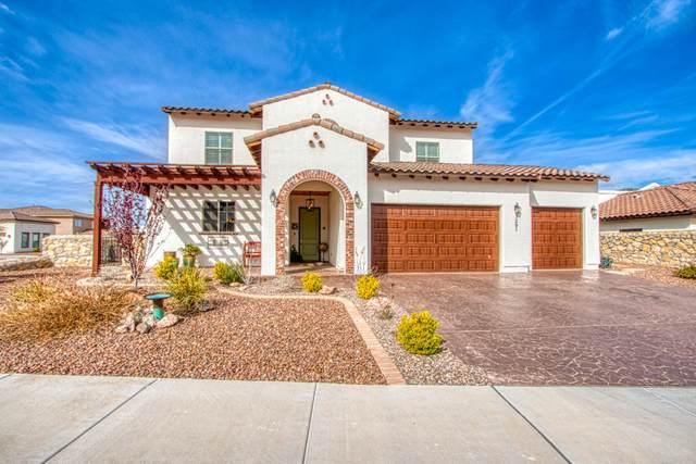 1291 Milan Ridge Drive, El Paso, TX 79912 (MLS #824459) :: Preferred Closing Specialists