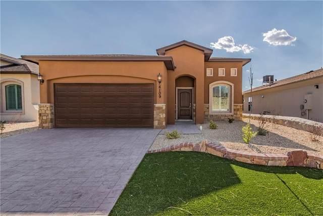 213 Flor Papagayo Way, Socorro, TX 79927 (MLS #824464) :: Mario Ayala Real Estate Group
