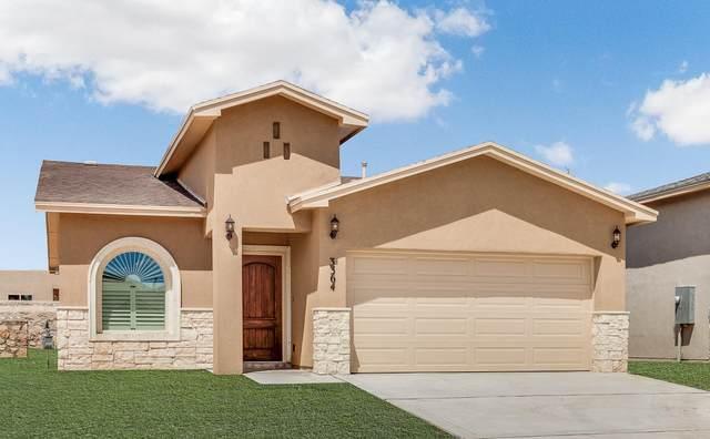 236 Flor Papagayo Drive, Socorro, TX 79927 (MLS #824471) :: Mario Ayala Real Estate Group