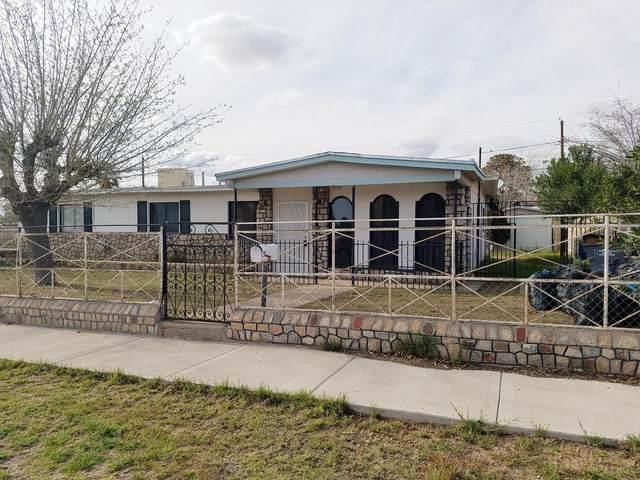 7925 Santa Maria, El Paso, TX 79915 (MLS #824485) :: Preferred Closing Specialists