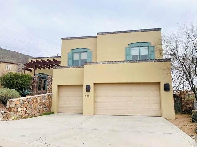 5454 Copper Cloud Creek, El Paso, TX 79912 (MLS #824495) :: Preferred Closing Specialists