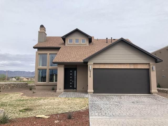6236 Kings River Lane, El Paso, TX 79932 (MLS #824502) :: The Purple House Real Estate Group