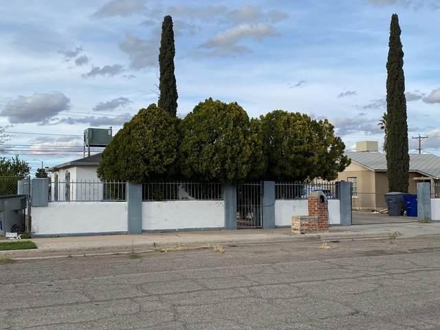 4735 Sierra Vista Drive, El Paso, TX 79904 (MLS #824518) :: Preferred Closing Specialists