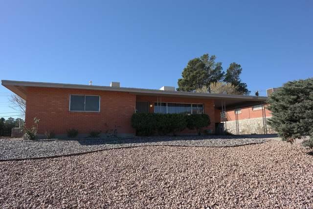 3506 Volcanic Avenue, El Paso, TX 79904 (MLS #824539) :: Preferred Closing Specialists