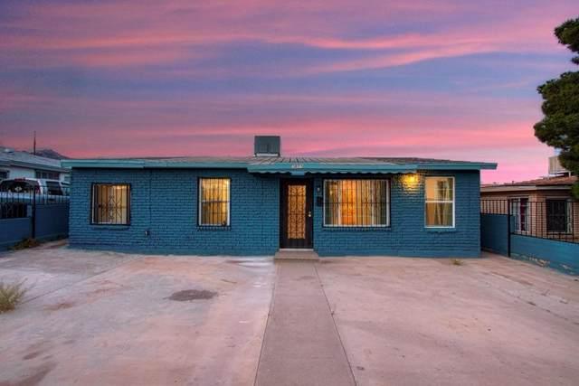 3809 Fred Wilson Avenue, El Paso, TX 79904 (MLS #824581) :: Preferred Closing Specialists