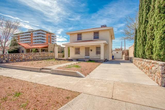 1911 N Kansas Street, El Paso, TX 79902 (MLS #824598) :: The Purple House Real Estate Group