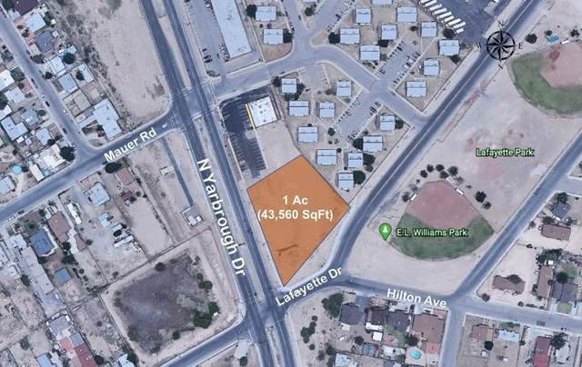 530 N Yarbrough Drive, El Paso, TX 79915 (MLS #824611) :: Preferred Closing Specialists
