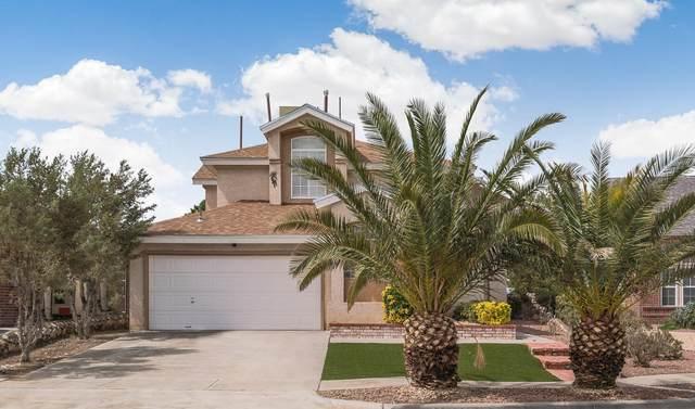 7375 Luz De Lumbre Avenue, El Paso, TX 79912 (MLS #824613) :: Preferred Closing Specialists