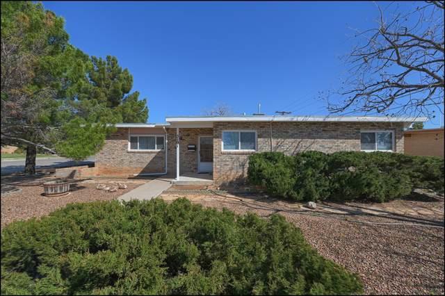 5101 Cornell Avenue, El Paso, TX 79924 (MLS #824615) :: Preferred Closing Specialists