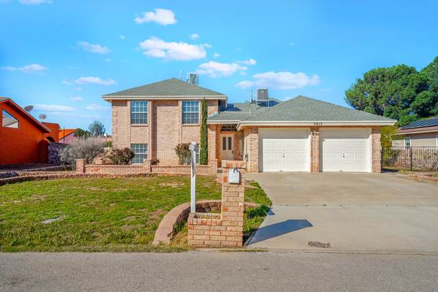 5613 Spiritus Place, El Paso, TX 79932 (MLS #824643) :: The Matt Rice Group