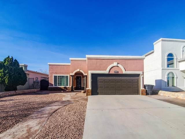 13789 Paseo Central Avenue, El Paso, TX 79928 (MLS #824653) :: Preferred Closing Specialists